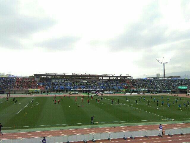 J1 湘南 0-0 札幌 @湘南BMWスタジアム