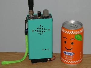 6m QRP DSB ハンディ トランシーバー(Micro6DSB)
