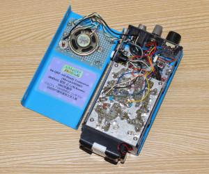 6m QRP AM ハンディトランシーバー(Micro6AM2002)
