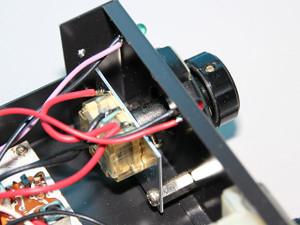 アイテック電子研究所 6m QRP AM トランシーバー(TRX-501)