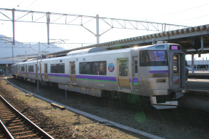 北海道新幹線アクセス用列車、快速はこだてライナー
