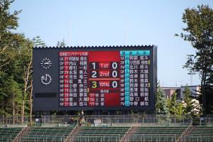 サッカー天皇杯1回戦 北海道コンサドーレ札幌 3-0 筑波大学 @札幌厚別