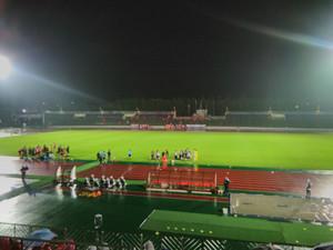 サッカー天皇杯2回戦 北海道コンサドーレ札幌 2-5 いわきFC @札幌厚別