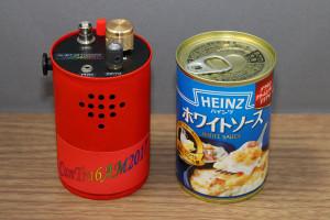 空き缶を利用した6m QRP AM トランシーバー(CanTra6AM2017)