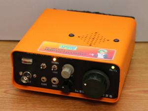 2m QRP FM トランシーバー(JR8DAG-144FM2015)