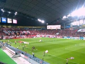 J-13 札幌 0-0 G大阪 @札幌ドーム