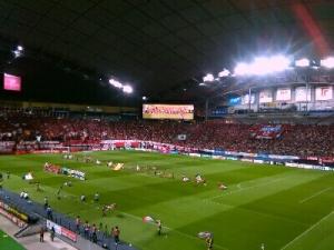 J1-24 札幌 1-1 FC東京 @札幌ドーム