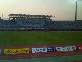 J2-16 水戸 0-0 札幌 @笠松