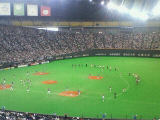 20090912 F 2-4 M @札幌ドーム