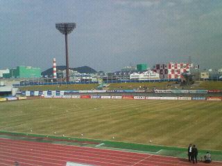J2-45 徳島 1-0 札幌 @徳島ポカスタ