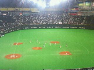 20100430 パ・リーグF 3-2 L @札幌ドーム