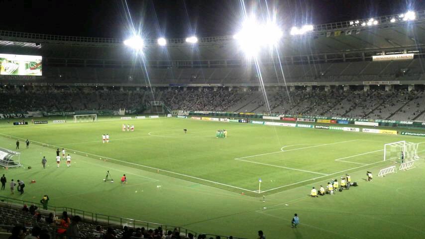 J2-35 東京V 0-2  札幌 @味の素スタジアム