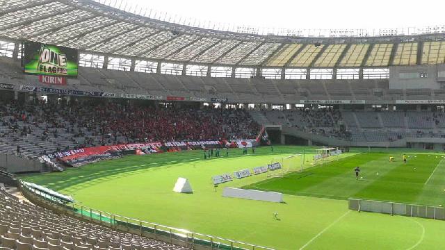 J2-1 東京V 1-0 札幌 @味の素スタジアム