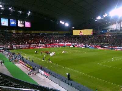 JC-2 札幌 vs 長崎 @札幌ドーム